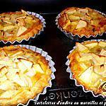 recette Tartelettes d'endive au maroilles et pommes