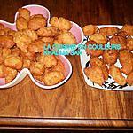 recette Beignets contenant de la vitamine A ou Beignets de carottes