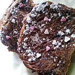 recette Brioche perdu au nutella
