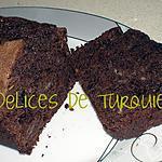 recette Cake Chocolat - banane