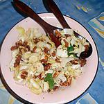 recette Salade d endives aux noix
