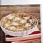 recette clafoutis aux chèvre et fines herbes