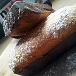 recette Mini cakes au rhum fourrés au nutella sur sa coque nutellaté