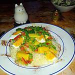 curry thaï aux oeufs.