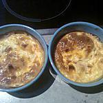 recette petits flan aux poireaux