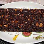 recette Cake au biscuits et  chocolat