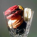 recette Macarons sans meringue italienne (la plus simple)