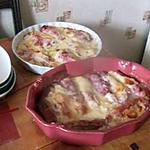 endives et pommes deterre au jambon