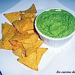 recette Hummus aux épinards