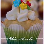 recette ~Cupcakes dorés de Pâques~