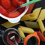 recette Pâtes à la sauce tomate