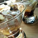 recette Verrines gourmande façon tiramisu