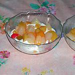 recette Mousse légère aux fruits