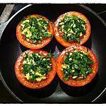 recette Tomates persillées
