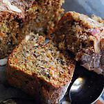 recette Le cake du placard