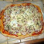 recette pizza paysane