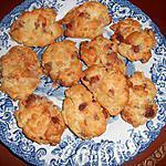 recette Palet aux lardons et emmental