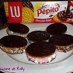 recette Whoopies pépito et chocolat blanc