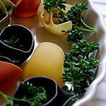 recette Les coques à l'escargot