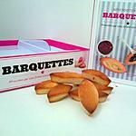 recette genoise-barquette aux amandes sans gluten