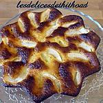 recette gâteau au fromage blanc et aux pommes