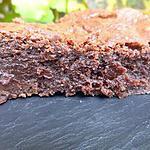 recette Gâteau au chocolat et petite touche salée