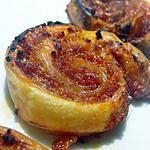 recette Petits feuilletés au chorizo
