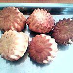 recette Biscuits fourré à l'orange curd!!!