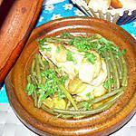 recette tajine aux haricots verts