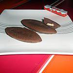 recette Financiers choco-kinder