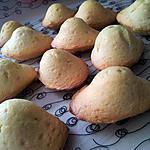 Mes choupettes de madeleines