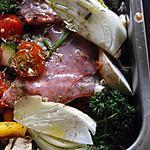 recette Lapin au printemps de la Toscane