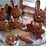 recette Chocolats de Pâques