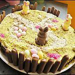 recette Gâteau de Pâques (de mon invention)
