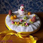 recette Gâteau de Pâques au chocolat