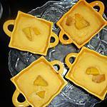 recette flan a la semoule et fruits de josette