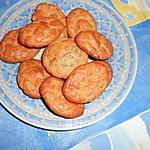 recette petits gateaux  aux anchois et origan