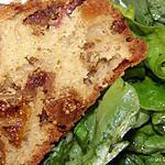 recette Cake au jambon et aux figues