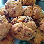 recette Cookies chorizo/tomates séchées