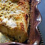 recette Butter pudding d'amour