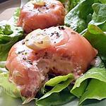 recette Fondants de saumon fumés