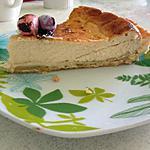 recette Cheese Cake a la Vanille