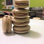 recette Macaron au caramel beurre salé