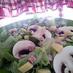 Salade parisienne