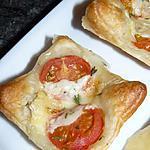 recette tarteletttes au camembert et tomates cerises