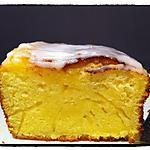 recette Cake léger à l'orange et son glaçage