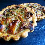 recette Tartelettes aux poireaux {recette végétalienne}