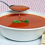recette Velouté de tomate rapide