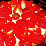 recette tarte aux fraises pate sablé