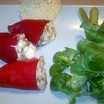 recette Piquillo farcis aux fruits de mer